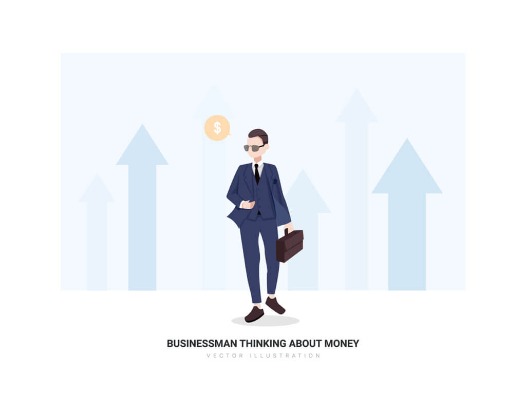 企业市场宣讲矢量扁平插画素材Libra – Business Illustration Pack插图(6)