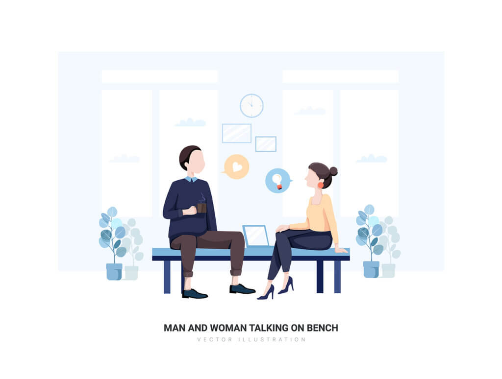 企业市场宣讲矢量扁平插画素材Libra – Business Illustration Pack插图(9)