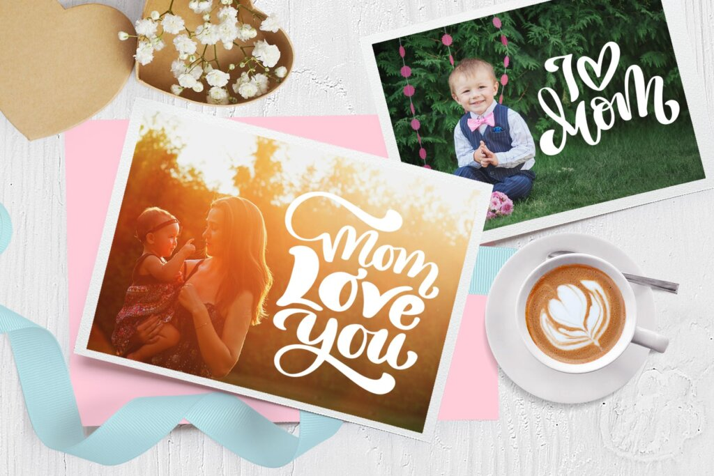 母亲节贺卡装饰图案纹理/女性品牌包装素材下载Mothers Day greeting quotes and cards插图(2)