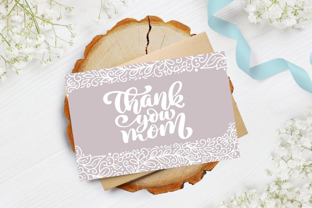 母亲节贺卡装饰图案纹理/女性品牌包装素材下载Mothers Day greeting quotes and cards插图(8)