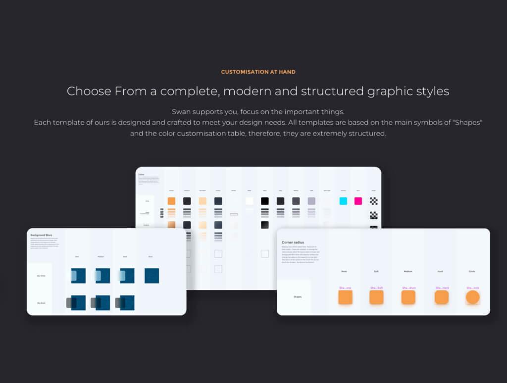 创意音乐概念设计UI界面素材模板Heron IOS UI Kit插图(6)