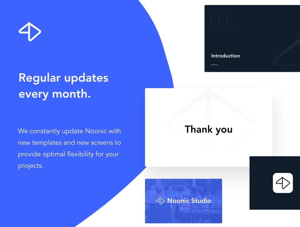 品牌书籍和风格指南演示模板素材下载Noonic – Brand Identity & Style Guide插图(6)