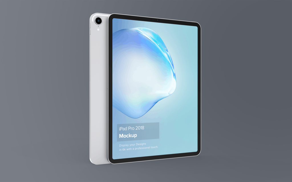2018版iPad Pro样机素材模型素材下载iPad Pro Mockup插图(1)