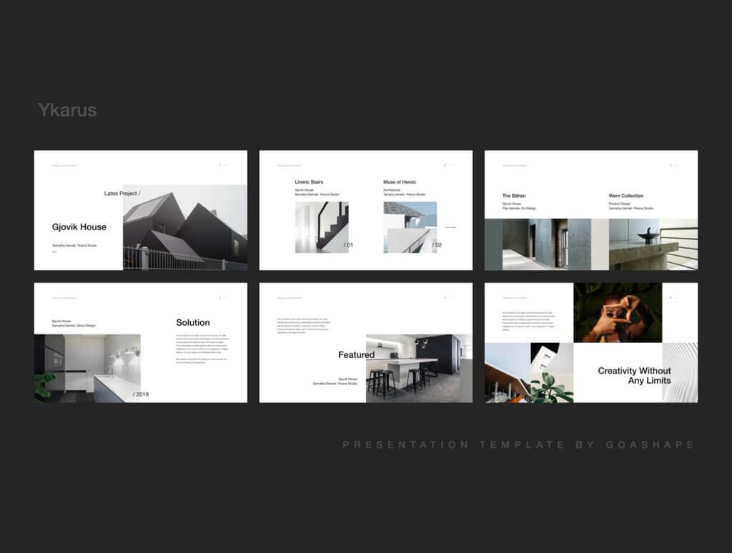 70张工业产品设计网站素材模板素材下载Ykarus Keynote Presentation Template插图(1)
