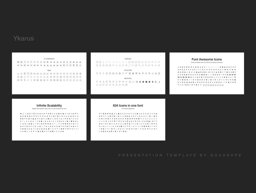 70张工业产品设计网站素材模板素材下载Ykarus Keynote Presentation Template插图(12)