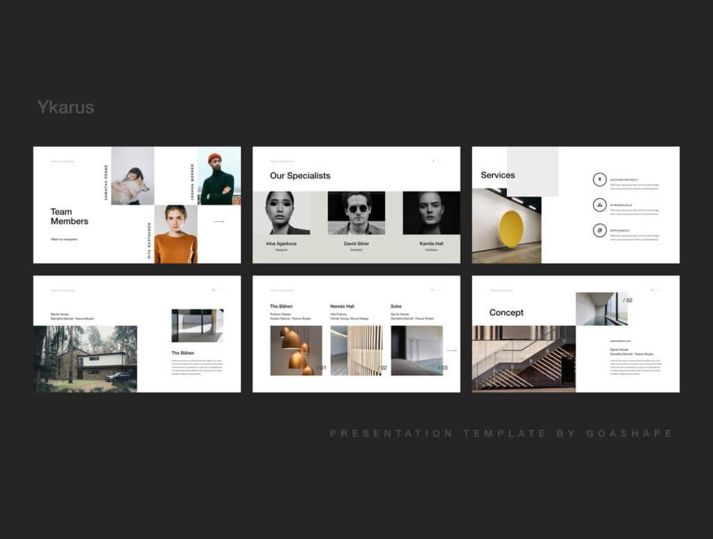70张工业产品设计网站素材模板素材下载Ykarus Keynote Presentation Template插图(5)