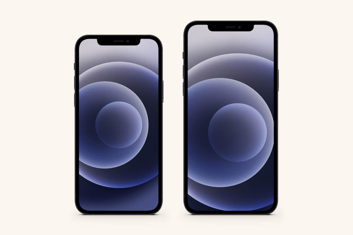 最新苹果手机iPhone 12样机合集素材插图(1)