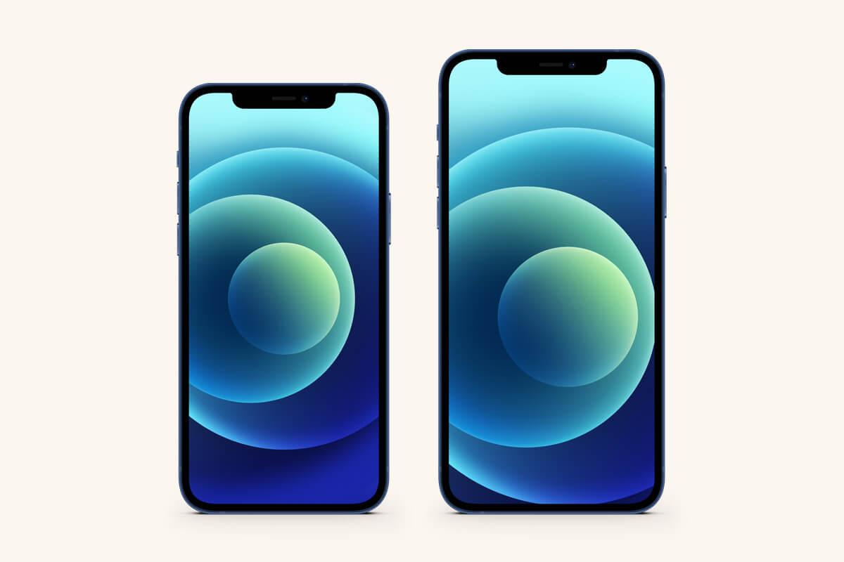 最新苹果手机iPhone 12样机合集素材插图(4)