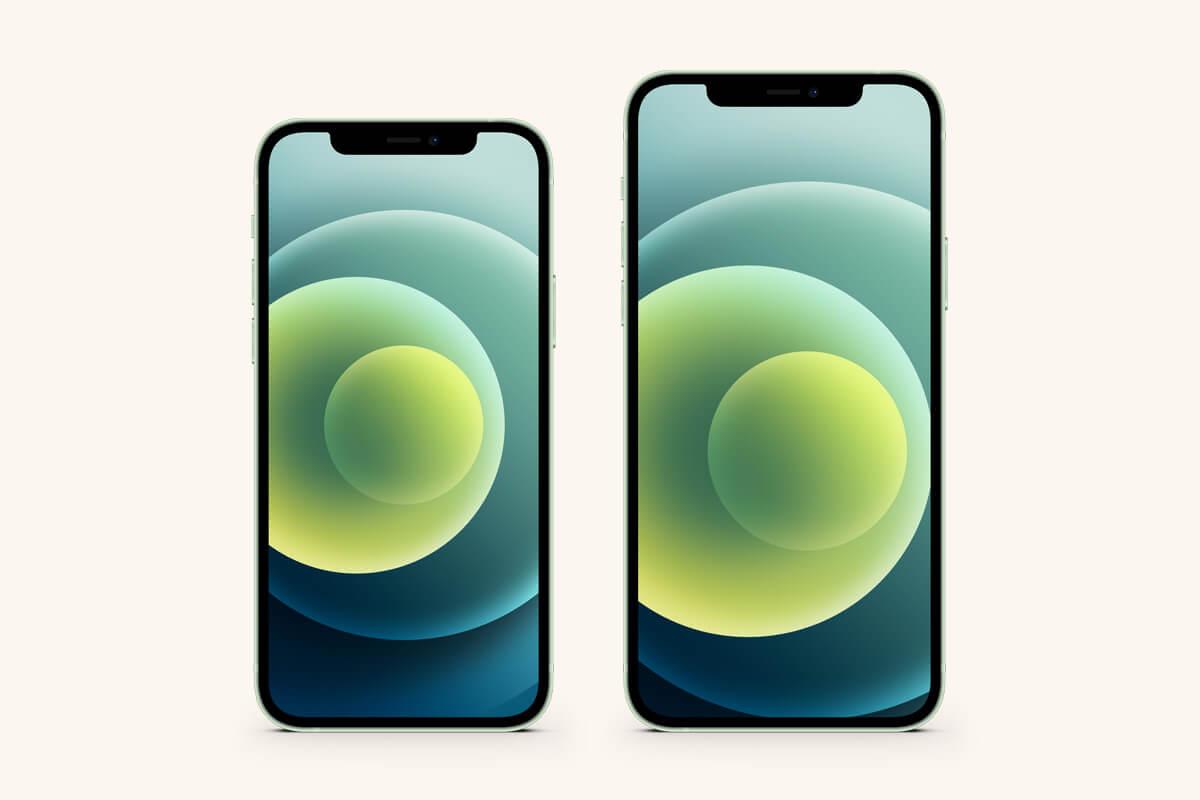 最新苹果手机iPhone 12样机合集素材插图(3)