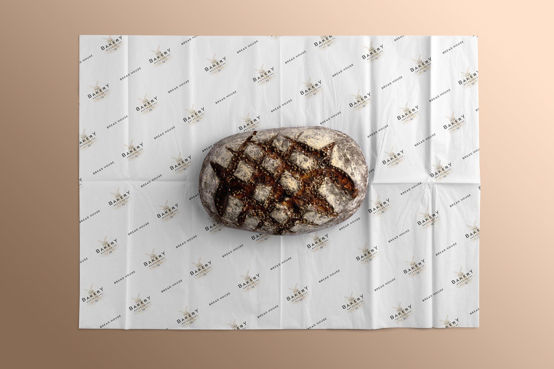 高端面包品牌样机模板素材下载 LWRTNF5插图(12)
