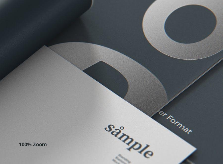 文具品牌样机创造者样机模版素材下载DE9TAT插图(2)