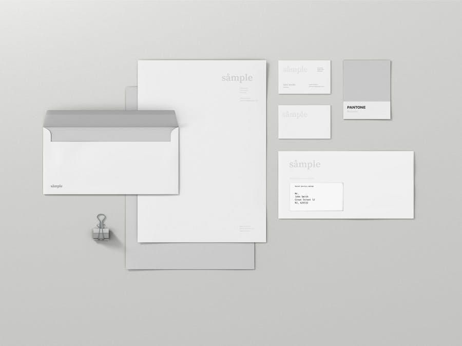 文具品牌样机创造者样机模版素材下载DE9TAT插图(9)