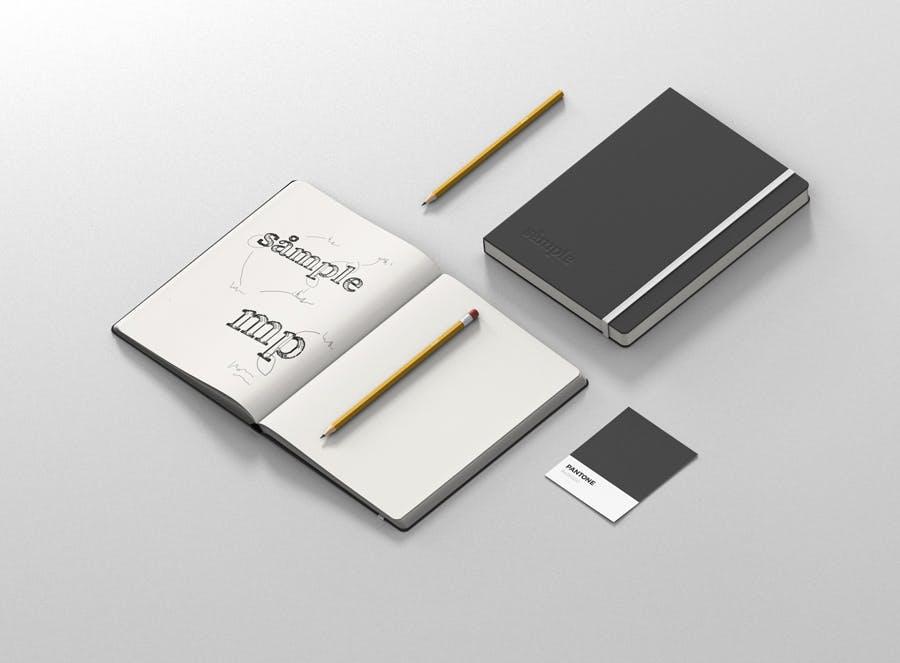 文具品牌样机创造者样机模版素材下载DE9TAT插图(10)