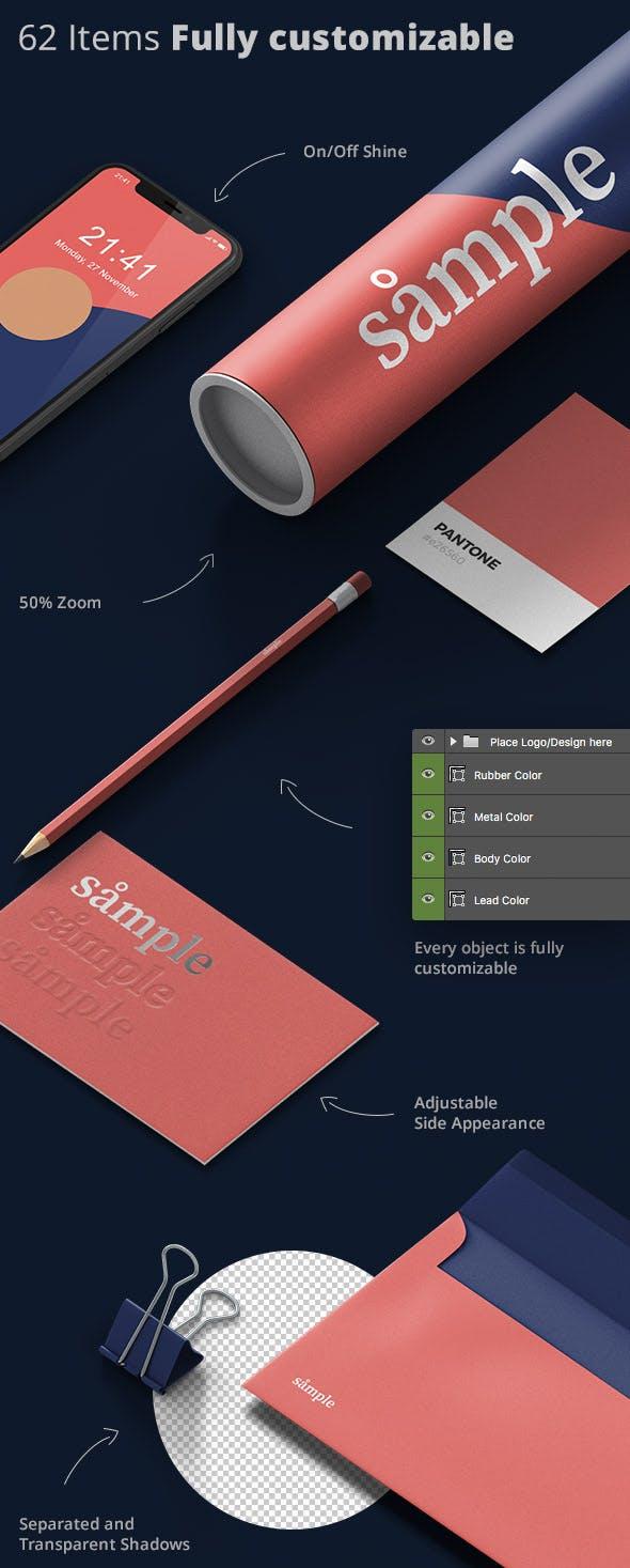 文具品牌样机创造者样机模版素材下载DE9TAT插图(12)