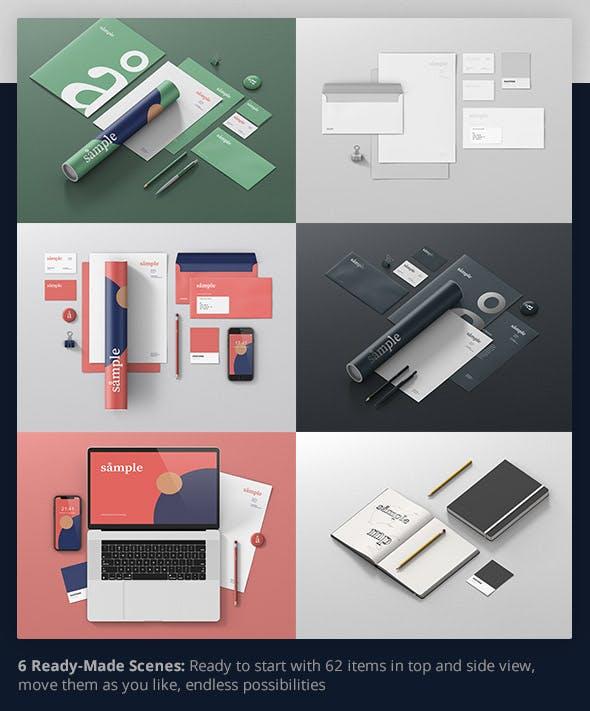 文具品牌样机创造者样机模版素材下载DE9TAT插图(13)