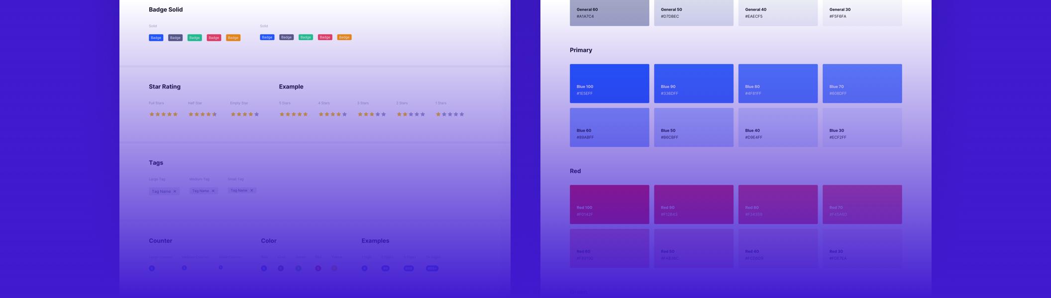 后台管理系统模版素材/中台管理系统模版素材Bolt UI Kit & Design Library插图(7)