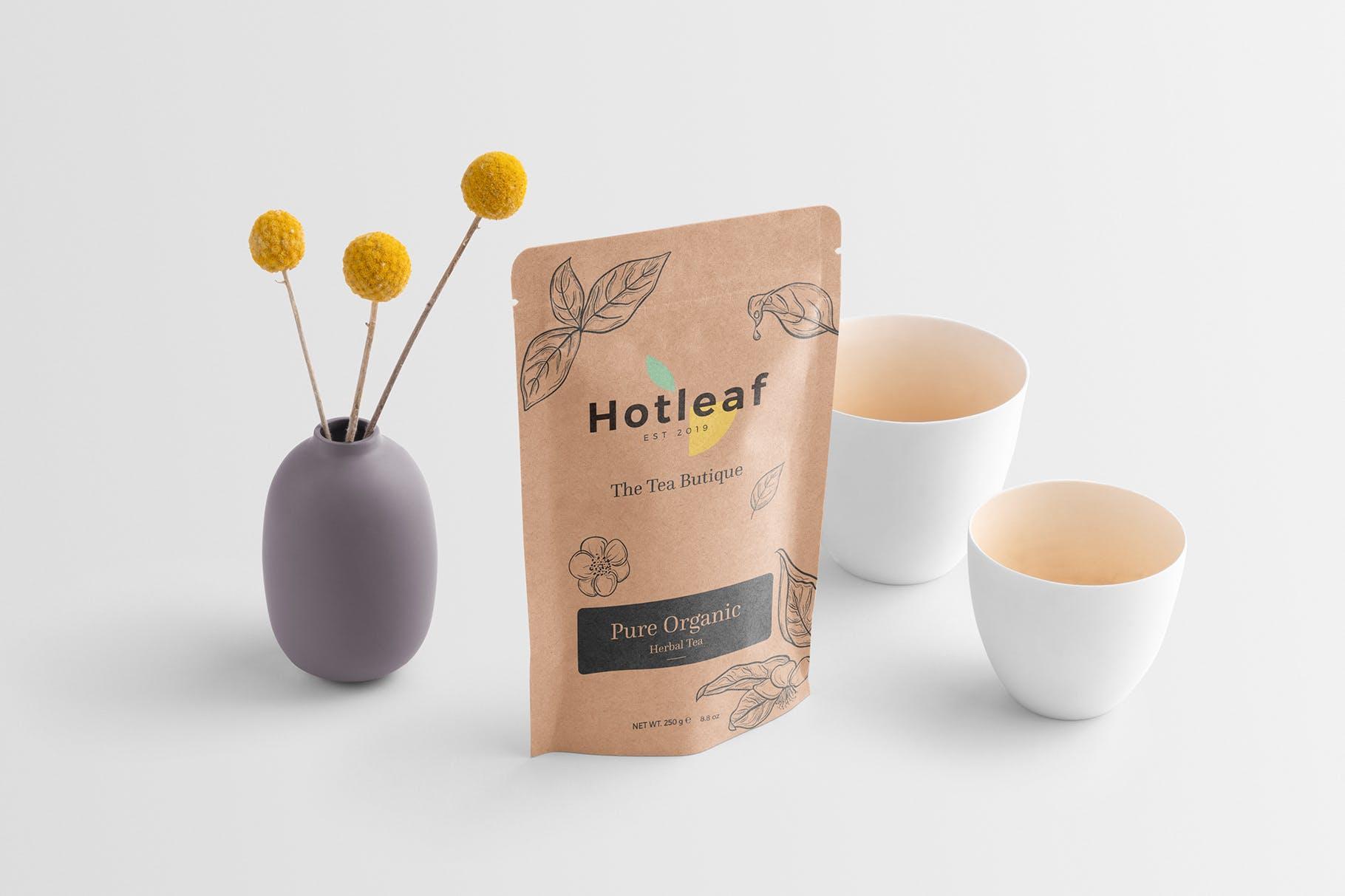Hotleaf –茶馆品牌样机第1卷TUP6ELV插图(7)